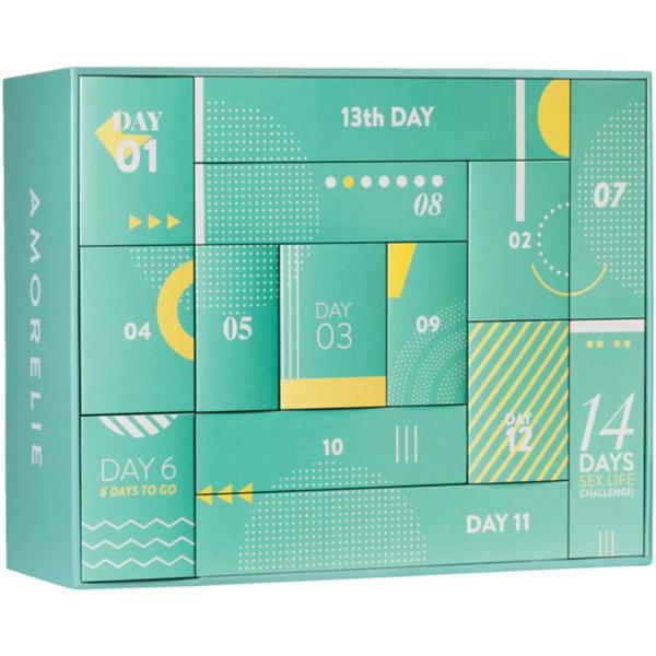 AMORELIE 14 Days Sex Life Challenge Box