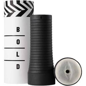 AMORELIE BOLD Advanced Black Masturbator