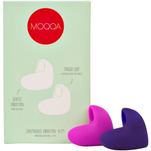 MOQQA by AMORELIE Sails Fingervibrator
