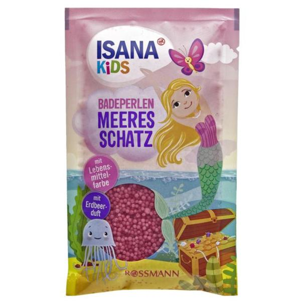ISANA Kids Badeperlen Meeresschatz 1.65 EUR/100 g
