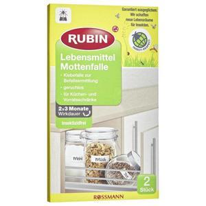 RUBIN Lebensmittel Mottenfalle
