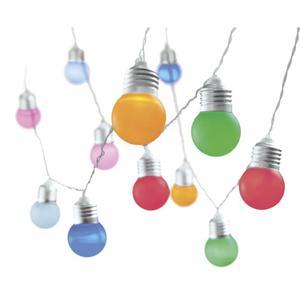 IDEENWELT Solar-LED-Partylichterkette