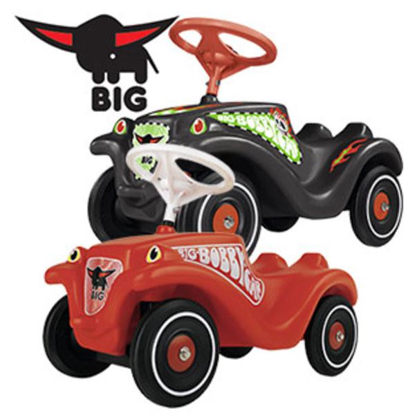 Big Bobby Car Classic rot oder Crazy - 50 kg Tragkraft, ab 12 Monaten, je
