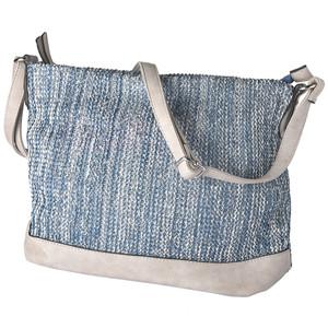 Damen Tasche mit geflochtenem Muster