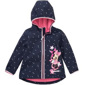 Minnie Maus Softshelljacke mit Sternen-Print