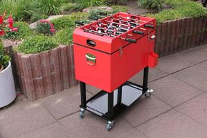 LECO - Kühlbox mit Kicker