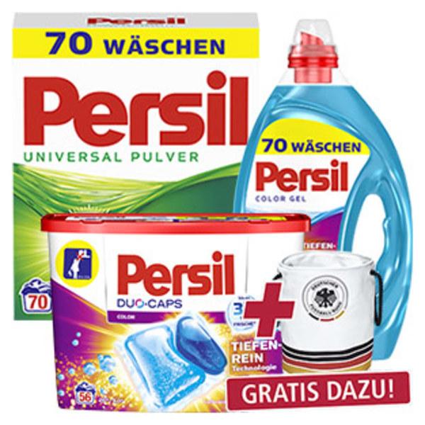 Persil Waschmittel XXL 70/56 Waschladungen, versch. Sorten, jede Packung