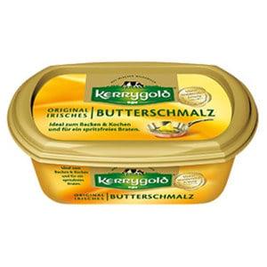 Kerrygold Original Irisches Butterschmalz aus Weidemilch, jede 250-g-Packung