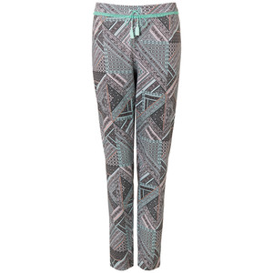 Damen Pyjamahose mit Kordel