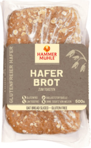 Hammermühle Haferbrot