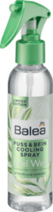 Balea Fuß & Bein Cooling Spray Feel Well