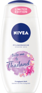 NIVEA Cremedusche Take me to Thailand