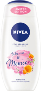 NIVEA Cremedusche Take me to Mexico