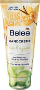 Balea Handcreme Duftwechsel Vanilla Juice