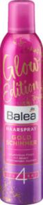 Balea Haarspray Goldschimmer