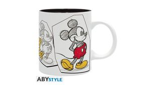 Disney Mickey Skizze Tasse 320 ml