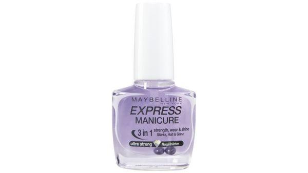 MAYBELLINE NEW YORK Nagellack Express Manicure Nagelhaerter