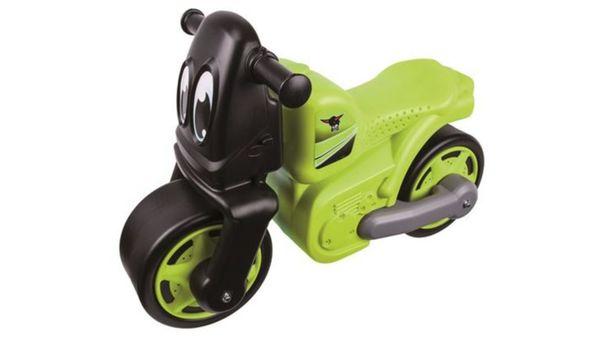 BIG - Racing Bike grün