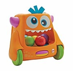 Fisher-Price Kullerball-Monster