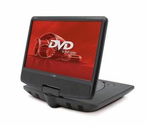 Caliber Tragbarer DVD-Player mit 25,4cm (10