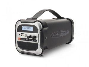 Caliber tragbarer Bluetooth Lautsprecher mit DAB+ Radio HPG 525DAB-BT