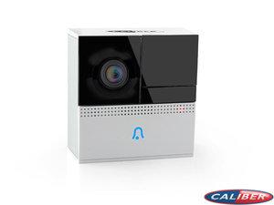 Caliber App gesteuerte 1 MP 720p WiFi Türklingel HWC501