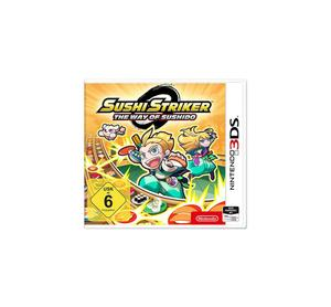 Nintendo 3DS Sushi Striker: The Way of Sushido