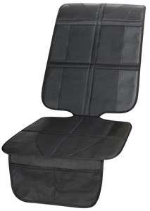 Walser Kindersitzunterlage George XL ca. 134 x 46 cm schwarz, 12457