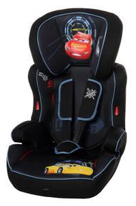 Osann Kindersitz Lupo Disney Cars - 9 bis 36 kg (8 Monaten bis 12 Jahren) - Befestigungsart 3-Punkt-Gurt - schwarz , bunt