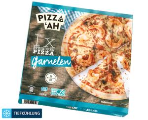 Pizz'AH Steinofenpizza