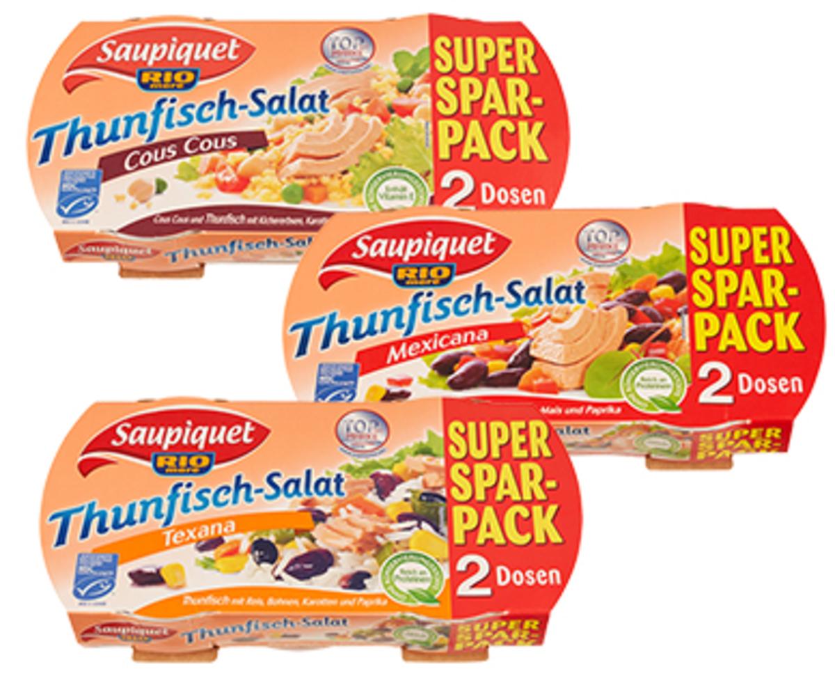 Bild 1 von Saupiquet Thunfisch-Salat