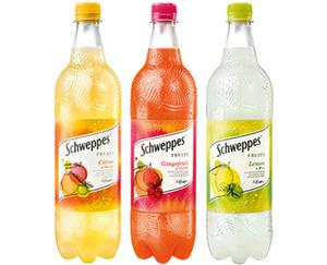 Schweppes®  FRUITY