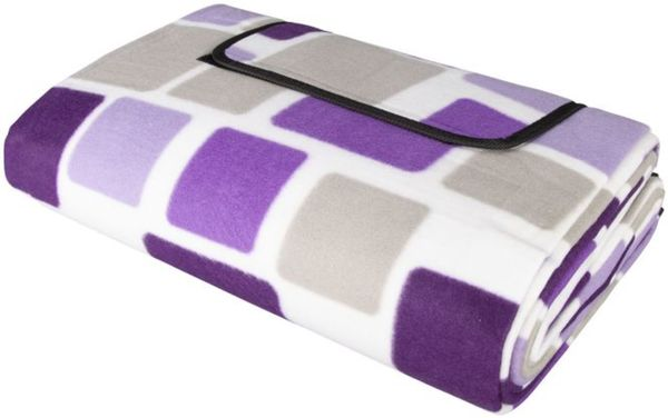 Picknickdecke - aus Textil - 160 x 200 cm