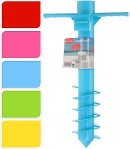 Sonnenschirmhalter - aus Kunststoff - 40 x 25 x 10 cm - 1 Stück