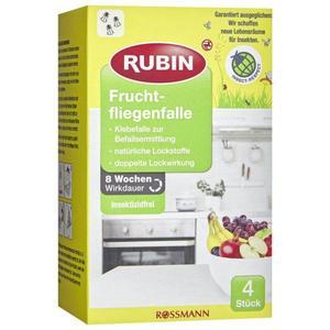 RUBIN Fuchtfliegenfalle 10.73 EUR/100 ml