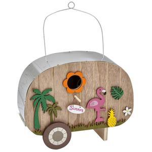 IDEENWELT Vogelcaravan Flamingo