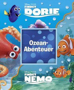 Findet Dorie - Findet Nemo - Ozean Abenteuer