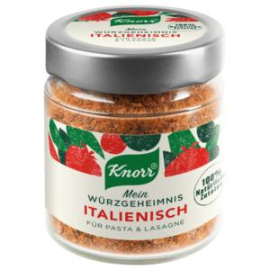 Knorr Mein Würzgeheimnis Italienisch für Pasta & Lasagne