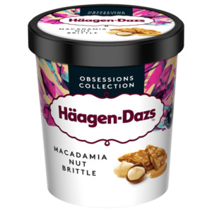 Häagen-Dazs Macadamia Nut Brittle 460ml