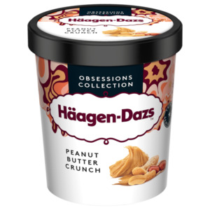 Häegeen-Dazs Peanut Butter Crunch 460ml