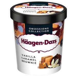 Häagen-Dazs Vanilla Caramel Brownie 460ml