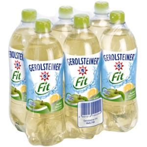 Gerolsteiner Fit Apfel-Zitrone 6x0,75l
