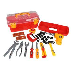 Kinder-Werkzeug-Set 24-teilig