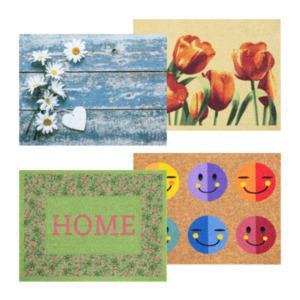 HOME CREATION     Fußmatte Frühjahr