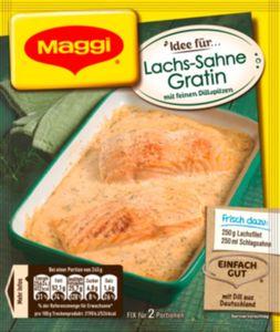 Maggi Fix Lachs-Sahne Gratin 26 g