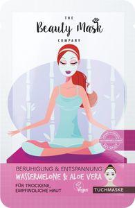 The Beauty Mask Company Tuchmaske Entspannung, 1 Stück