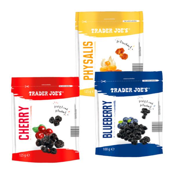 TRADER JOE'S     Getrocknete Früchte