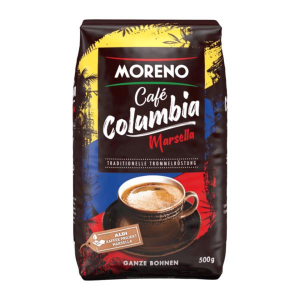 MORENO     Café Columbia Marsella