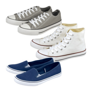 WALKX  	   Canvas Sneaker