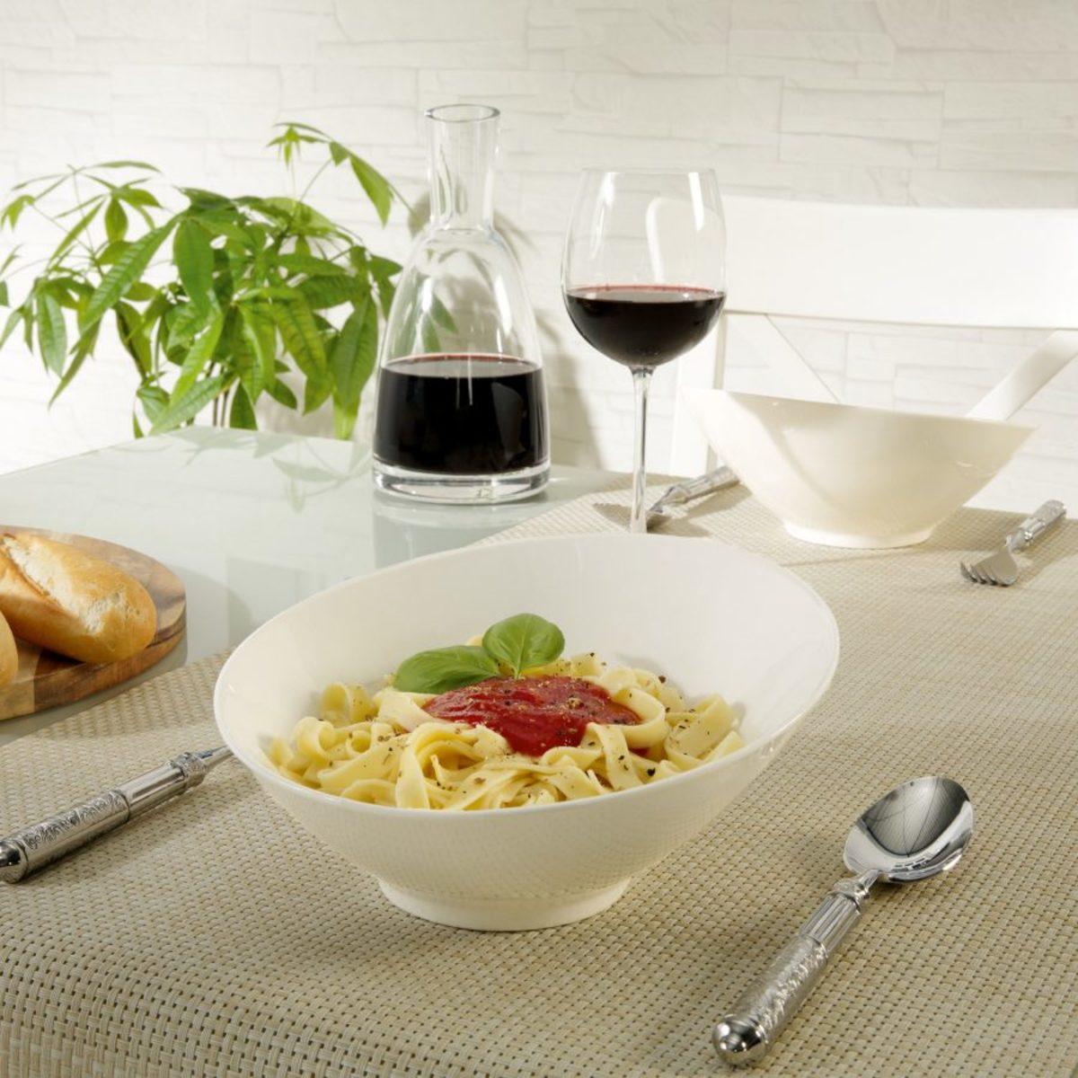 Bild 4 von HOME CREATION     Pasta- / Salatteller